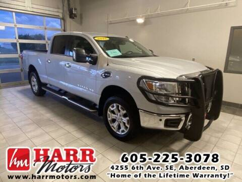 2018 Nissan Titan XD for sale at Harr's Redfield Ford in Redfield SD