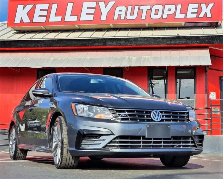 2018 Volkswagen Passat for sale at Kelley Autoplex in San Antonio TX