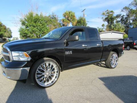 2018 RAM Ram Pickup 1500 for sale at ARENA AUTO SALES,  INC. in Holly Hill FL