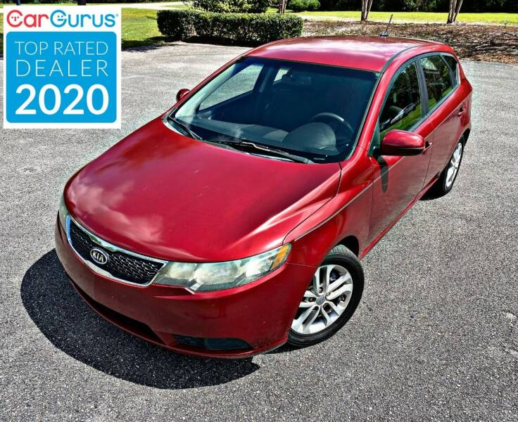 2011 Kia Forte5 for sale at Brothers Auto Sales of Conway in Conway SC