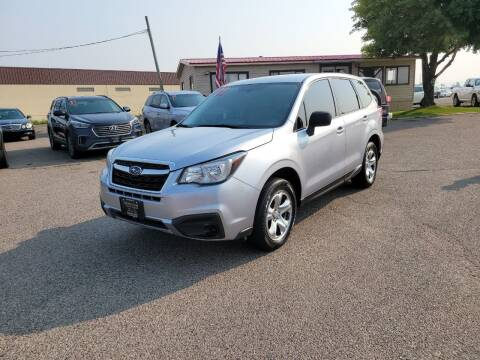 2017 Subaru Forester for sale at Revolution Auto Group in Idaho Falls ID