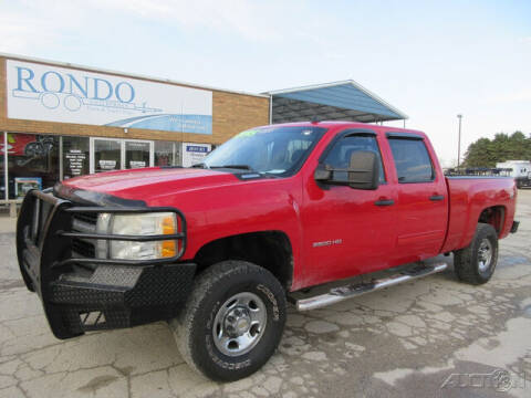 2010 Chevrolet Silverado 2500HD for sale at Rondo Truck & Trailer in Sycamore IL