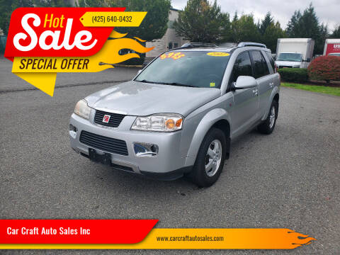 2007 Saturn Vue for sale at Car Craft Auto Sales Inc in Lynnwood WA