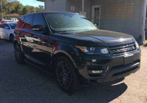 2016 Land Rover Range Rover Sport for sale at USA AUTO CENTER in Austin TX