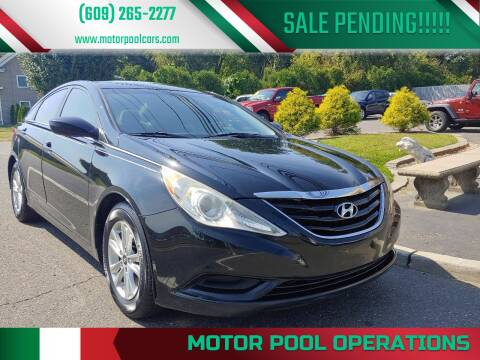 2011 Hyundai Sonata for sale at Motor Pool Operations in Hainesport NJ