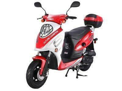 2020 TAOTAO CY50 for sale at Auto and Cycle Brokers of Tidewater in Norfolk VA
