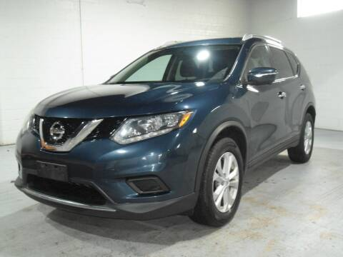 2015 Nissan Rogue for sale at Ohio Motor Cars in Parma OH