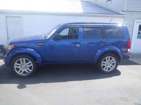 2010 Dodge Nitro for sale at VICTORY AUTO in Lewistown PA