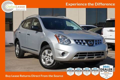 2015 Nissan Rogue Select for sale at Dallas Auto Finance in Dallas TX