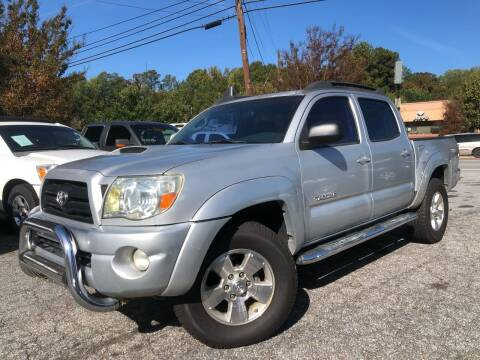 2006 Toyota Tacoma for sale at Car Online in Roswell GA