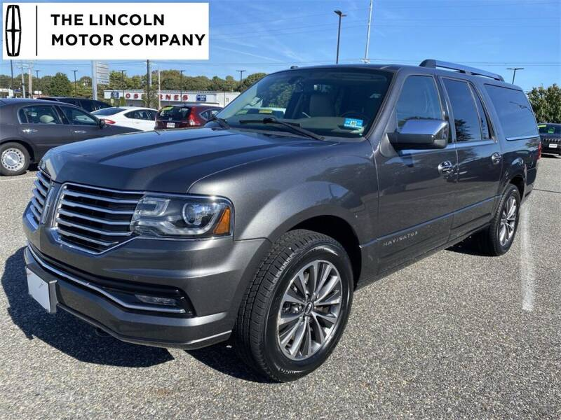 2015 Lincoln Navigator L for sale at Kindle Auto Plaza in Cape May Court House NJ