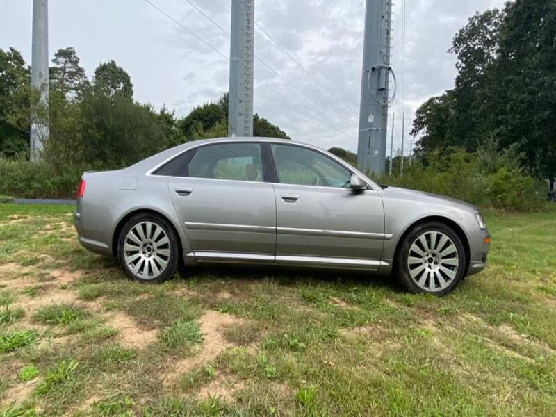 2005 Audi A8 L for sale at Vertucci Automotive Inc in Wallingford CT