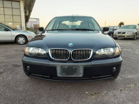 2004 BMW 3 Series for sale at Fredericksburg Auto Finance Inc. in Fredericksburg VA