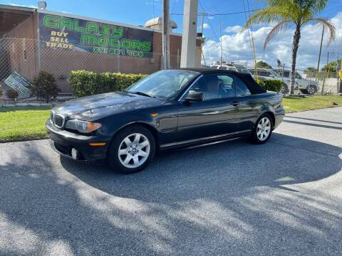 2004 BMW 3 Series for sale at Galaxy Motors Inc in Melbourne FL