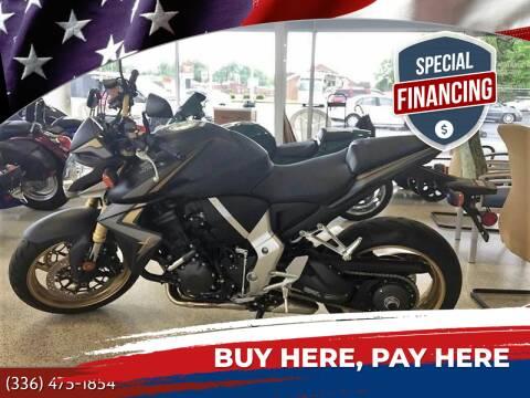 2014 Honda CB1000R for sale at CAROLINA MOTORS at the Rock-Rockingham in Rockingham NC