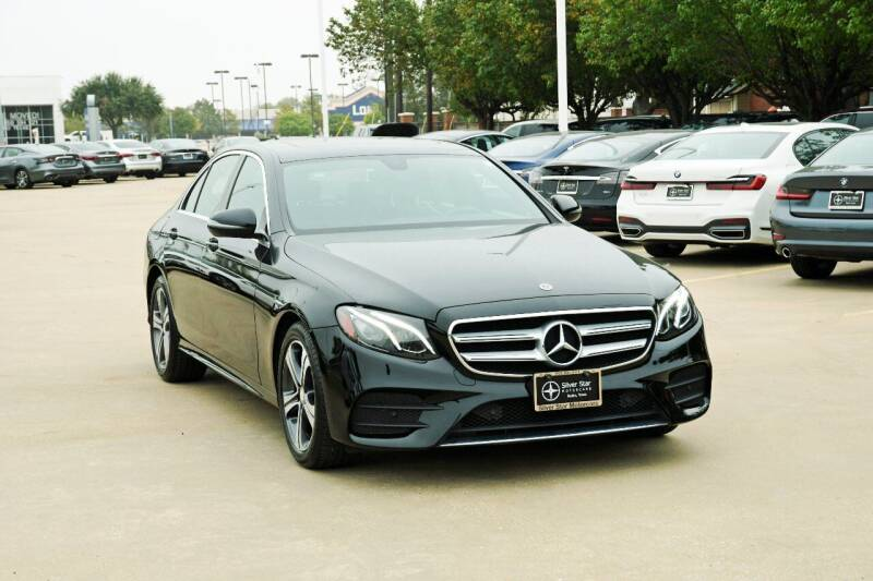 2019 Mercedes-Benz E-Class for sale at Silver Star Motorcars in Dallas TX