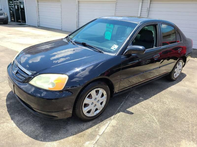2003 Honda Civic for sale in Houma, LA