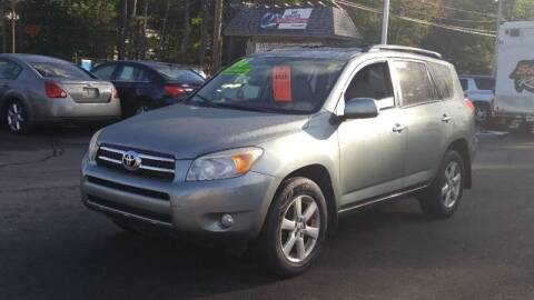 2006 Toyota RAV4 for sale at United Auto Service in Leominster MA