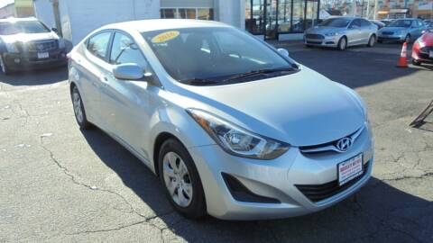 2016 Hyundai Elantra for sale at Absolute Motors 2 in Hammond IN
