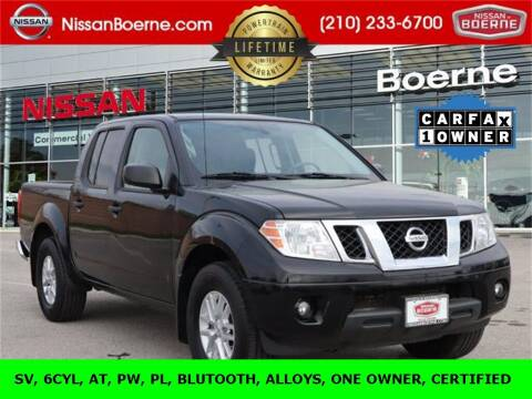 2019 Nissan Frontier for sale at Nissan of Boerne in Boerne TX