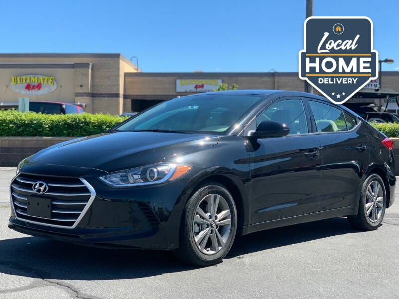 2017 Hyundai Elantra for sale at Ultimate Auto Sales Of Orem in Orem UT