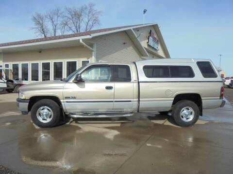 2002 Dodge Ram Pickup 2500 for sale at Milaca Motors in Milaca MN