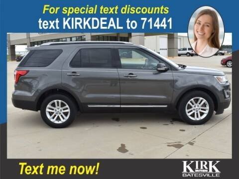 2017 Ford Explorer for sale at Kirk Brothers Batesville in Batesville MS