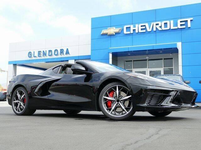 2021 Chevrolet Corvette for sale in Glendora, CA