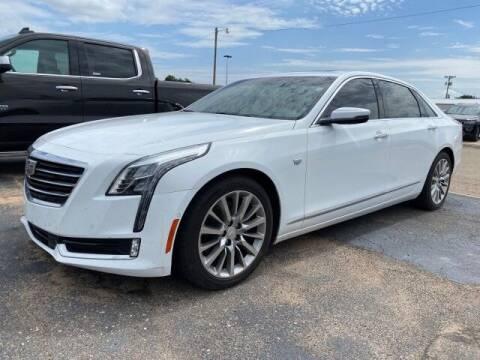 2017 Cadillac CT6 for sale at Bulldog Motor Company in Borger TX