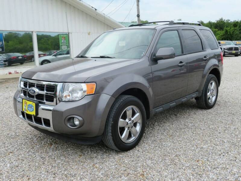 2012 Ford Escape for sale at Low Cost Cars in Circleville OH