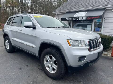 2011 Jeep Grand Cherokee for sale at Clear Auto Sales 2 in Dartmouth MA