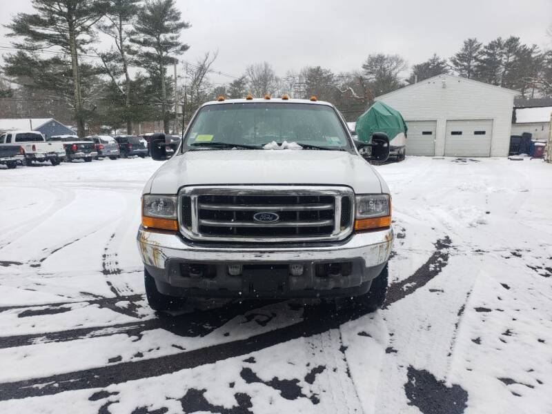 2001 Ford F-250 Super Duty for sale at 1st Priority Autos in Middleborough MA