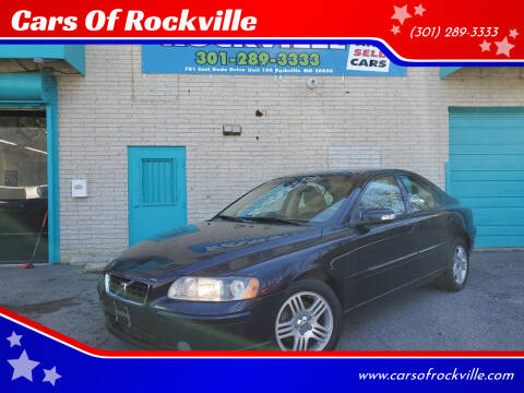 2007 Volvo S60 for sale at Cars Of Rockville in Rockville MD