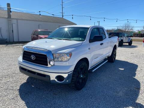 2008 Toyota Tundra for sale at Davidson Auto Deals in Syracuse IN