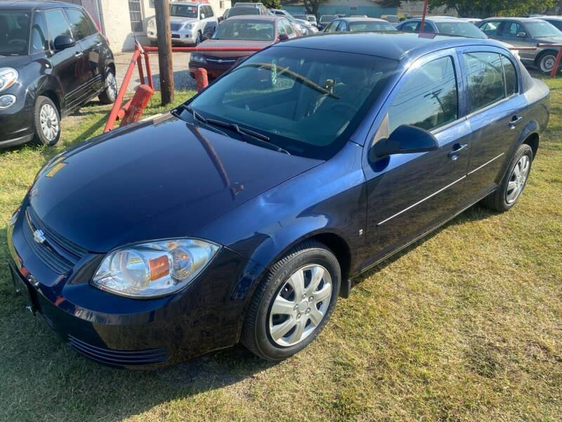 2008 Chevrolet Cobalt for sale at Texas Select Autos LLC in Mckinney TX