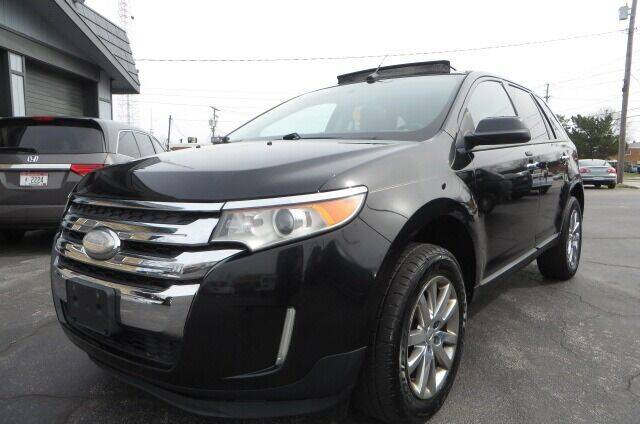 2011 Ford Edge for sale at Eddie Auto Brokers in Willowick OH