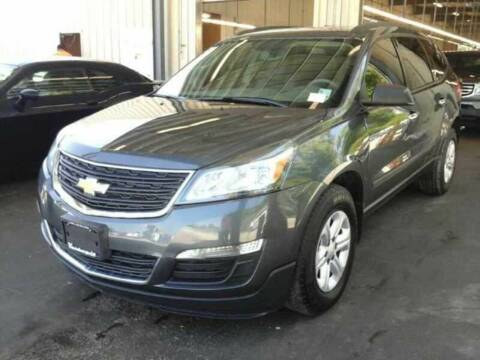 2013 Chevrolet Traverse for sale at GP Auto Connection Group in Haines City FL