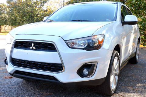 2015 Mitsubishi Outlander Sport for sale at Prime Auto Sales LLC in Virginia Beach VA