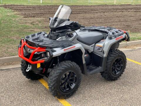 2018 Can-Am Outlander™ for sale at BISMAN AUTOWORX INC in Bismarck ND
