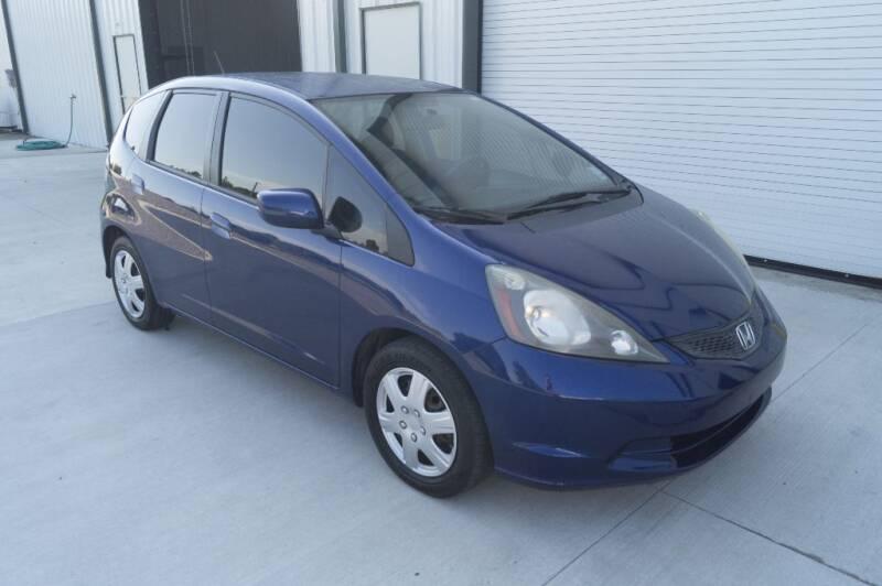 2013 Honda Fit for sale at Deaux Enterprises, LLC. in Saint Martinville LA