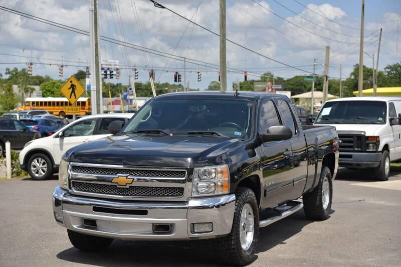 2012 Chevrolet Silverado 1500 for sale at Motor Car Concepts II - Kirkman Location in Orlando FL