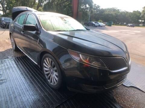 2013 Lincoln MKS for sale at Allen Turner Hyundai in Pensacola FL