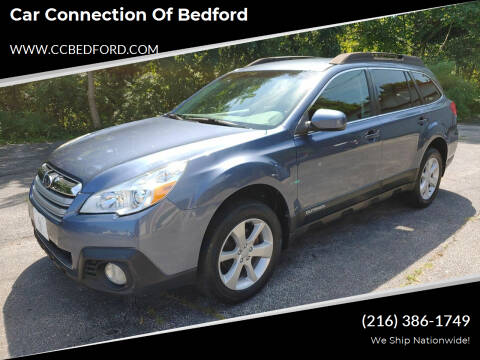 2013 Subaru Outback for sale at Car Connection of Bedford in Bedford OH