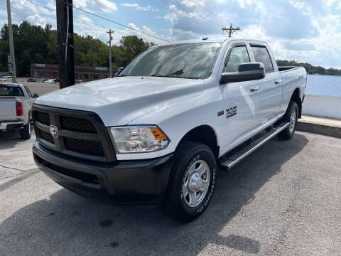 2015 RAM Ram Pickup 2500 for sale at Greg's Auto Sales in Poplar Bluff MO