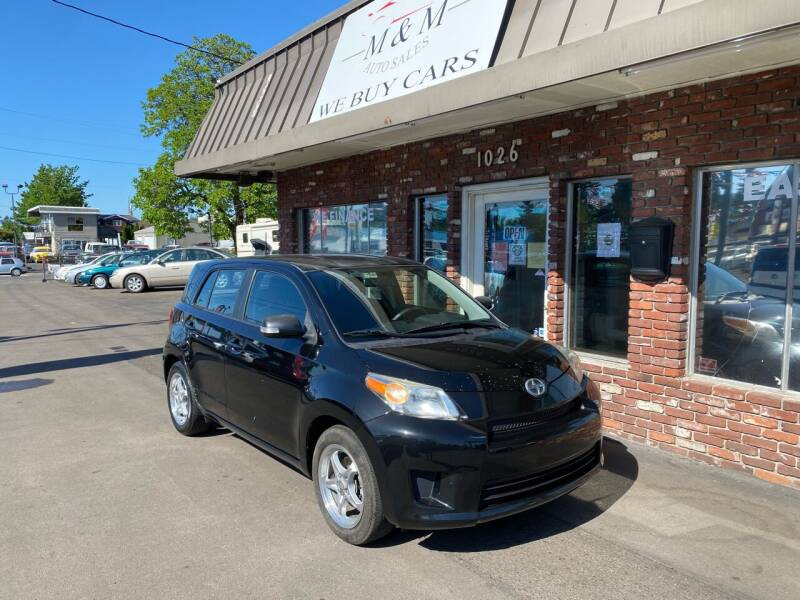 2008 Scion xD for sale at M&M Auto Sales in Portland OR