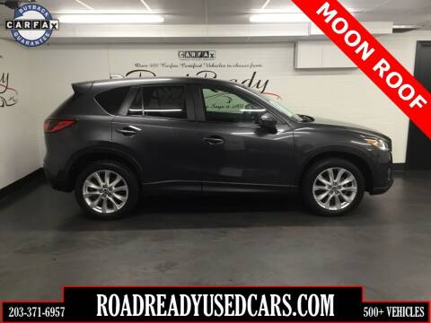 2015 Mazda CX-5 for sale at Road Ready Used Cars in Ansonia CT