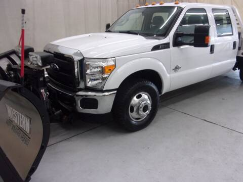 2014 Ford F-350 Super Duty for sale at Paquet Auto Sales in Madison OH