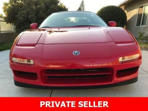 2000 Acura NSX for sale at Motion Auto Plaza in Lakeside MO
