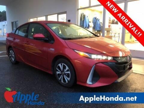2018 Toyota Prius Prime for sale at APPLE HONDA in Riverhead NY