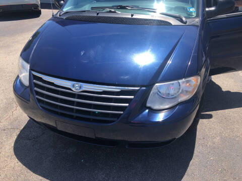 2005 Chrysler Town and Country for sale at Berwyn S Detweiler Sales & Service in Uniontown PA